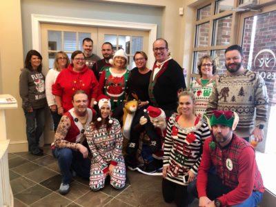 2018 Holiday Season at Telesource Communications
